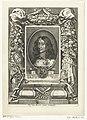 Portret van Ferdinand Maria van Beieren Portretten van staatslieden (serietitel), RP-P-1911-4891.jpg