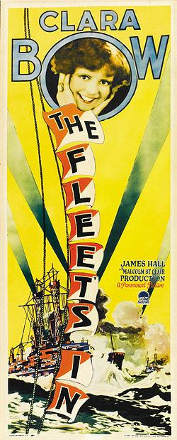 Poster - Fleet's In, The (1928) 03.jpg