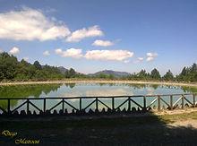 Lago artificiale Postoleone
