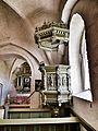 Prædikestol i Krogstrup Kirke.jpg
