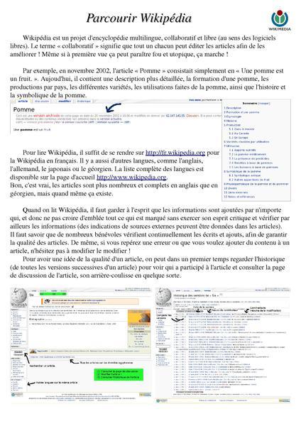 File Présentation De Wikipédia Pdf Wikimedia Commons
