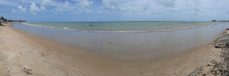 Praias de Natal Praia de Maracajaú