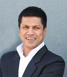 Praveen Kenneth Indian entrepreneur