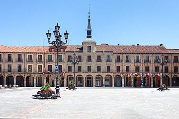 Praza Maior de León. España 52