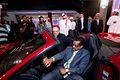 Premier Motors Unveils the Jaguar F-TYPE in Abu Dhabi, UAE (8739619307).jpg