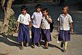 Primary School Students - Ramakrishna Mission Ashrama - Sargachi - Murshidabad 2014-11-11 8783.JPG