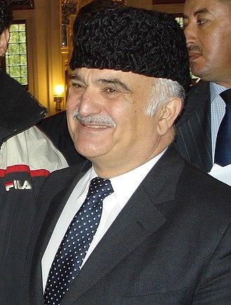Prince Hassan bin Talal - Prince El Hassan bin Talal in Berlin 2006