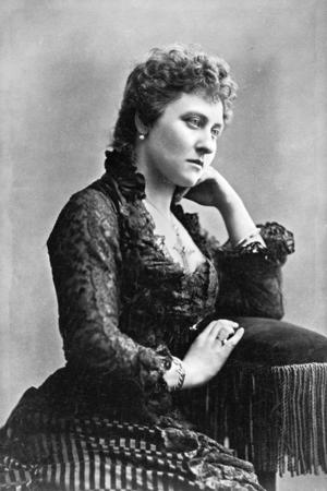 Princess Louise, Duchess of Argyll - Princess Louise in 1881