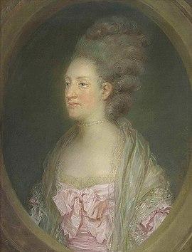 Princess Louise of Denmark (1750–1831) Landgravine of Hesse-Kassel