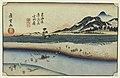Print, Woodblock from Tokaido Gojusan Tsugi-na Uchi (Fifty-Three Stations on the Tokaido), 19th century (CH 18387709).jpg