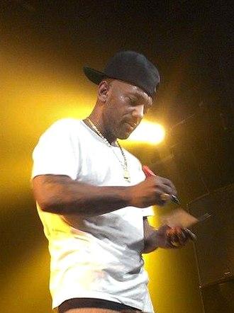 Prodigy (rapper) - Prodigy in Amsterdam, 2014
