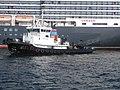 Protector underway in Port of Tallinn 3 August 2018.jpg