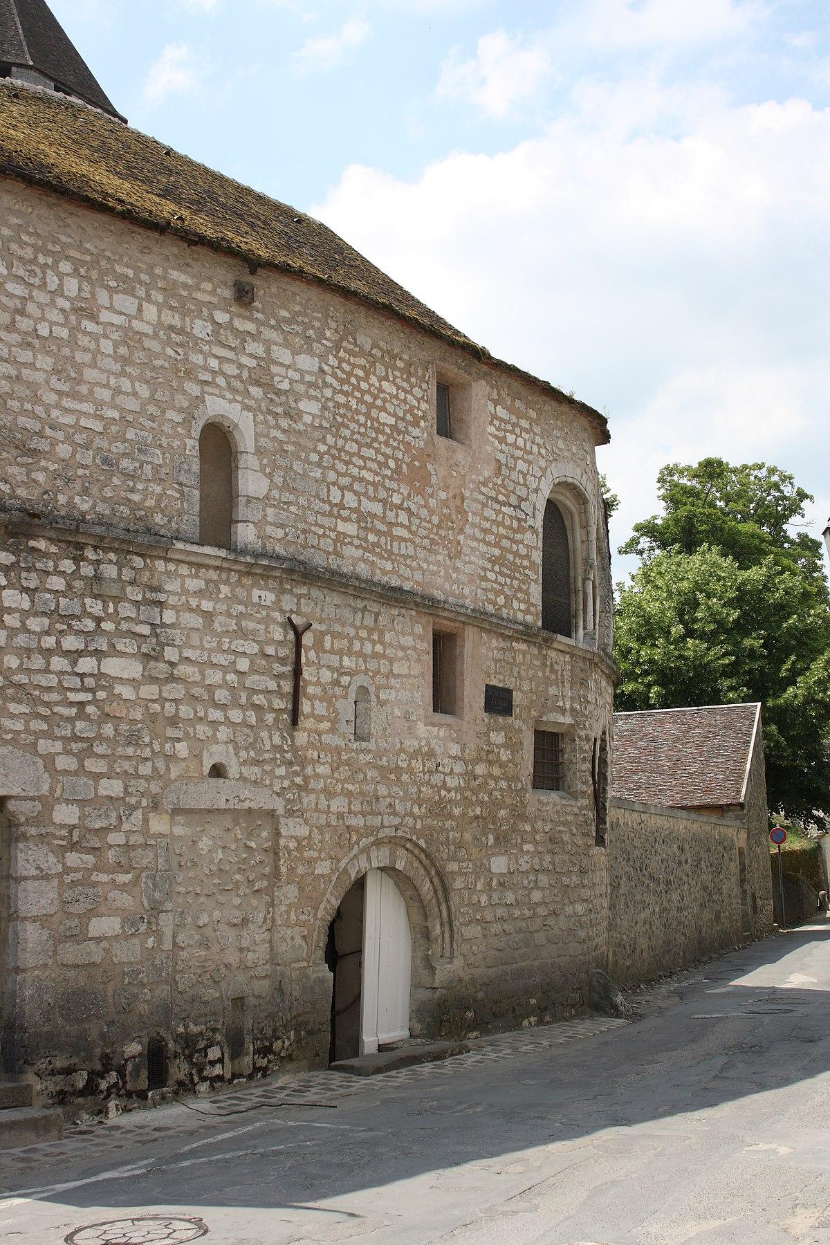 maison romane provins wikip dia