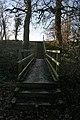 Public footpath at Denton Reservoir - geograph.org.uk - 1129055.jpg