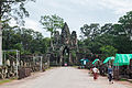 Puerta Sur, Angkor Thom, Camboya, 2013-08-16, DD 03.JPG