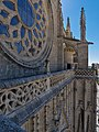 Puerta de la Asunción (Catedral de Sevilla). Rosetón.jpg