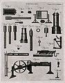 Pyrotechnics; elevations of machinery with details of variou Wellcome V0023733EL.jpg
