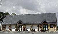 Quéménéven (29) Mairie.JPG