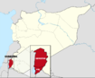 Quneitra Governorate with Districts.png