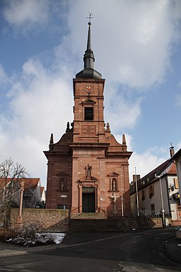 Röllfeld Kirche