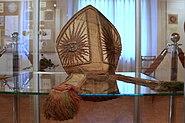 Rüti - Ortsmuseum - Klosterschatz - Mitra IMG 5118