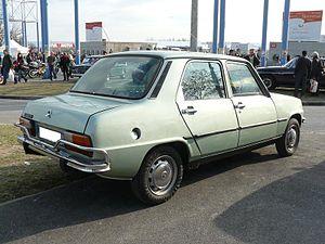 Renault 7 - Image: R7 ar