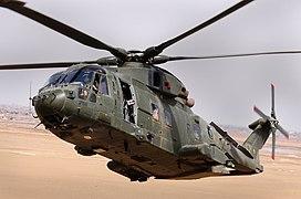 RAF Merlin HC.3 from 1419 (Tactical Support) Flight MOD 45166153.jpg