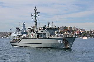 HMAS <i>Yarra</i> (M 87)