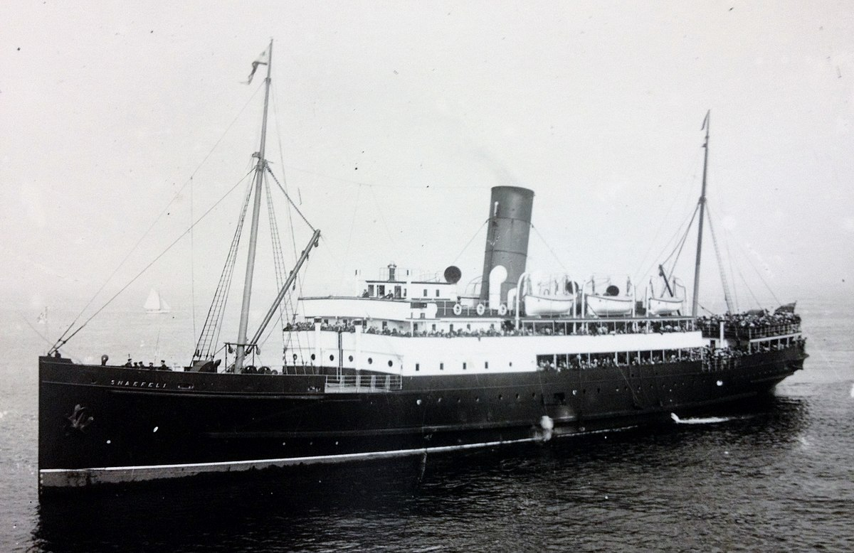 Px Rms Snaefell