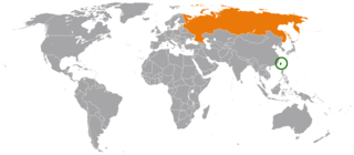Diplomatic relations between Russia and Taiwan