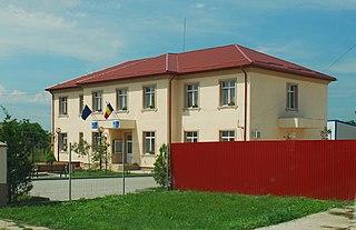 Padina, Buzău Commune in Buzău, Romania