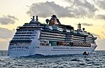 Radiance of the Seas, Fremantle, 2015 (10).JPG