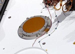 Radiation assessment detector - RAD in Curiosity