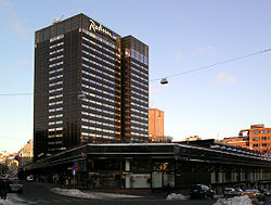 Radibon Blu Park Hotel And Conference Centre Dresden