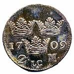 Raha; markka; 2 markkaa - ANT5b-b (musketti.M012-ANT5b-b 2).jpg