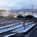 Railroad Station of Olten (CH) 20150131.jpg