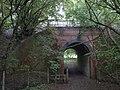 Railway bridge, Chipstead Bottom - geograph.org.uk - 584075.jpg