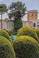 Rakib-khaaneh عمارت رکیب خانه یا کاخ چهار باغ در اصفهان 04 (بادگیر زیبا).jpg