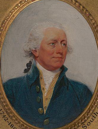 Ralph Izard - Ralph Izard 1793, by John Trumbull, American, 1756–1843
