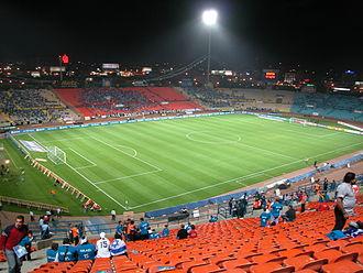 Ramat Gan Stadium - Image: Ramat Gan Stadium