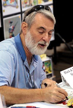 Randy Emberlin - Emberlin at the 2017 Phoenix Comicon