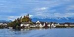 Rapperswil - Kapuzinerkloster - Lindenhof-Schloss - Bühlerallee - Curtiplatz - Hafen - Fischmarktplatz - Säntis - Zürichsee - ZSG Uetliberg 2012-11-04 15-30-08.JPG