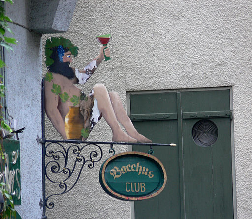 Ravensburg Bacchus