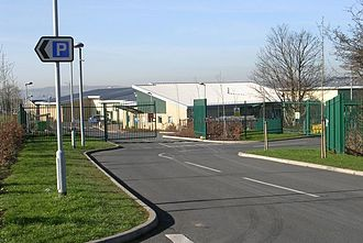Rawdon, West Yorkshire - New buildings of Littlemoor Primary School