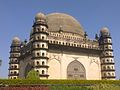 Rear View Of Gol Gumbaz.jpg