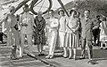 Recepción a bordo del buque de la Armada Argentina 'Presidente Sarmiento' fondeado en la bahía donostiarra (3 de 7) - Fondo Car-Kutxa Fototeka.jpg