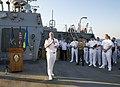 Reception with Ambassador Pyatt Aboard USS ROSS, July 24, 2016 (28550893156).jpg
