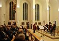 Recke St Dionysius Giora Feidman Rastrelli Cello Quartett Klezmer Bridges 10.jpg
