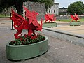 Red Dragons at Cardiff Castle - geograph.org.uk - 1376695.jpg