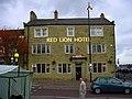 Red Lion Hotel 31 Market Street, Colne, Lancashire, BB8 0LJ - geograph.org.uk - 1561092.jpg